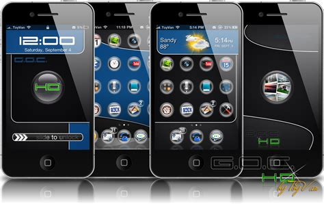 themes to iphone top 5 best iphone 4 hd themes jailbreak imore