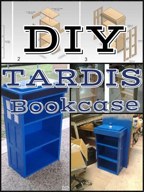 diy tardis bookcase http www alantronics me 2013 04