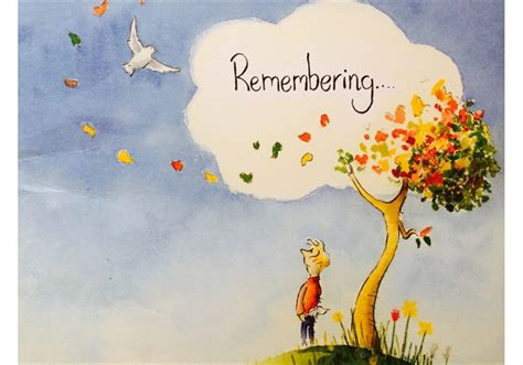 Remembering Child by Remembering Book For Bereaved Children