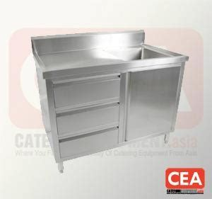 stainless steel sink cabinet th sc 7 1200 cea china