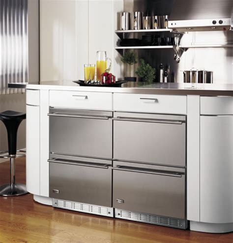 ge monogram refrigerator drawers zids240bss ge monogram 174 double drawer refrigerator