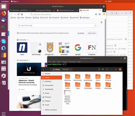 themes ubuntu 17 10 new ubuntu theme for gnome 17 10 version and up