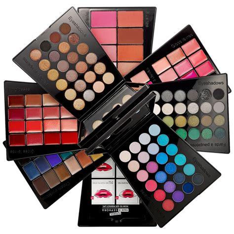 Sephora Pallete Make Up sephora color festival blockbuster palette 2014