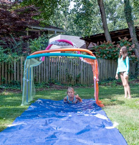 Backyard Olympic backyard summer olympics a fort celebration of olympic proportions fort magic