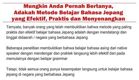 Teori Belajar Bahasa Untuk Guru Bahasa Mahasiswa Bahasa Pranowo quot cara mudah belajar bahasa jepang tanpa kursus quot belajar bahasa jepang