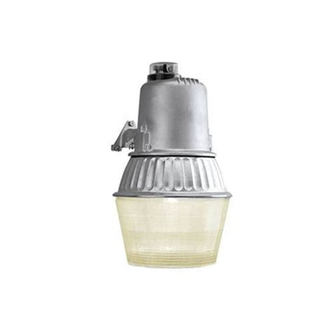Hps Light Fixtures Lowes Shop Utilitech 1 70 Watt Gray High Pressure Sodium Dusk To Flood Light At Lowes