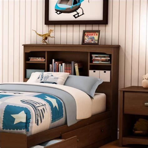 Bookcase Headboard Ideas by 16 Most Creative Bookshelf Headboard Design Ideas