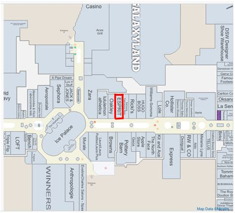 One Canada Square Floor Plan Esprit Re Enters Canada Plans National Expansion