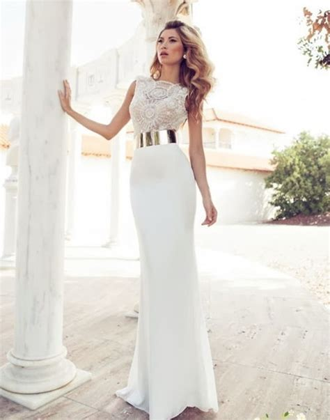fotos vestidos de novia por lo civil vestidos de novia largos para boda civil