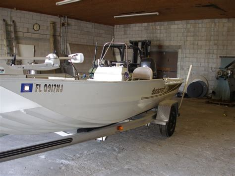 duracraft aluminum fishing boats for sale 19 duracraft hydrolift hull only the hull