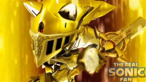 excalibur sonic revised  youtube