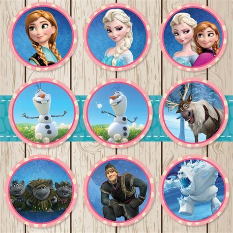 printable stickers frozen 7 best images of printable stickers frozen free