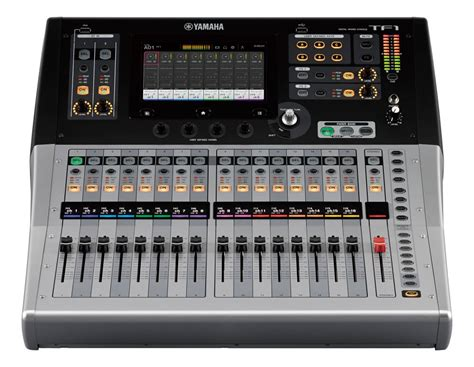 Mixer Yamaha Digital yamaha 16 channel 40 input digital mixing console