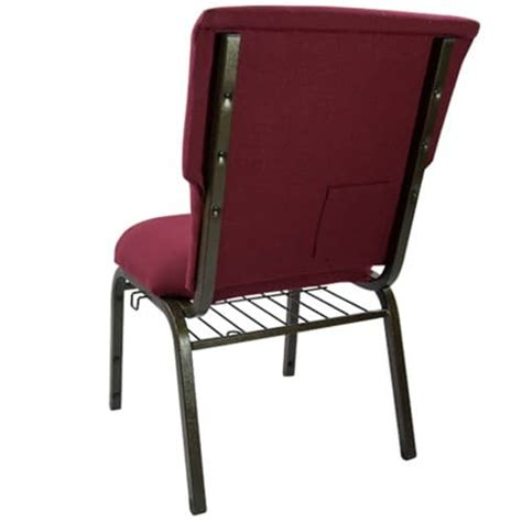 Worship Chairs by Ec Maroon Economy 21 Inch Church Chair The Furniture Family