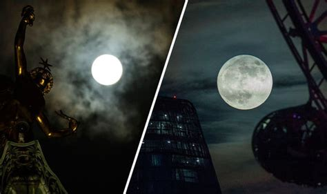 supermoon 2018 in you missed it it here
