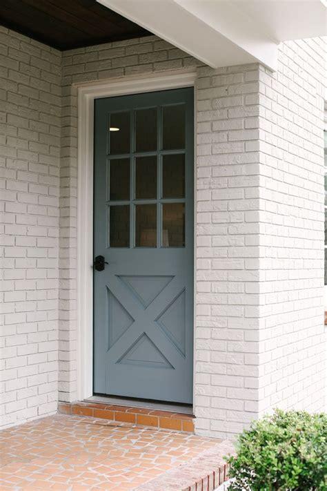 benjamin moore brewster gray exterior door exterior door