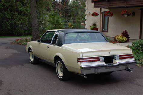 1985 buick regal limited custom chevy 350 330 hp