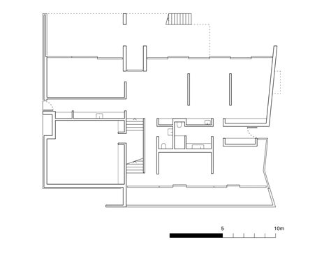 Floor Plan House gallery of b25 house pk arkitektar 13
