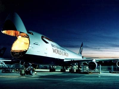 airline freight works howstuffworks