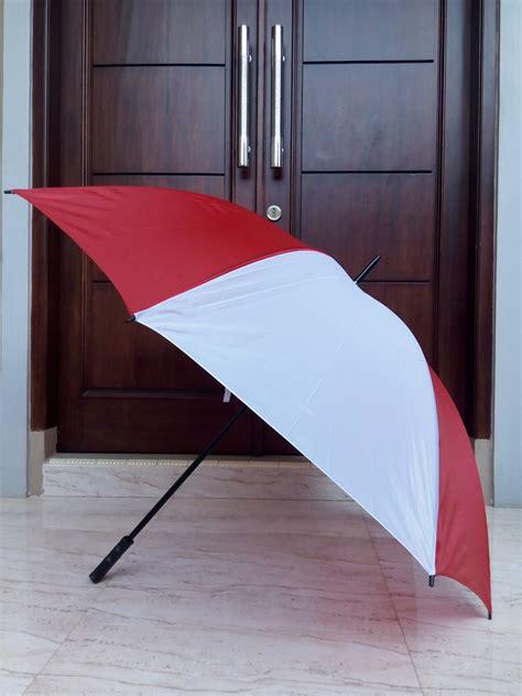 pg004grc grosir payung golf biasa kombinasi selapis pilih