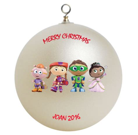 Handmade Personalized Ornaments - why personalized custom ornament