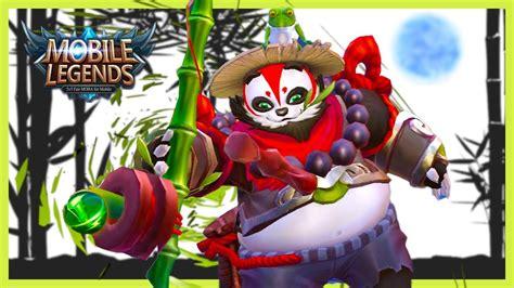 Akai Panda Warrior akai baru si panda warrior