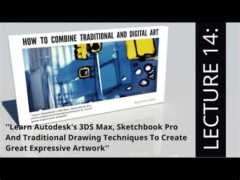 sketchbook pro layers tutorial tutorial importing 3d render layers into sketchbook pro