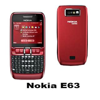 themes nokia e63 eseries new nokia technology nokia e63