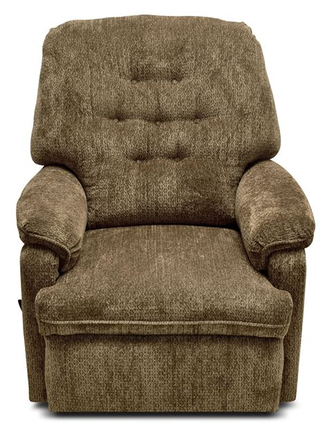 ella recliner ella chenille rocker reclining chair beige united