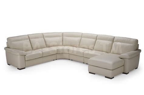 natuzzi sectional natuzzi editions leather sectional sofa b814 sectional