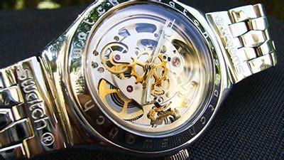 Jam Tangan Swatch Scuba 10 merk jam tangan paling terkenal