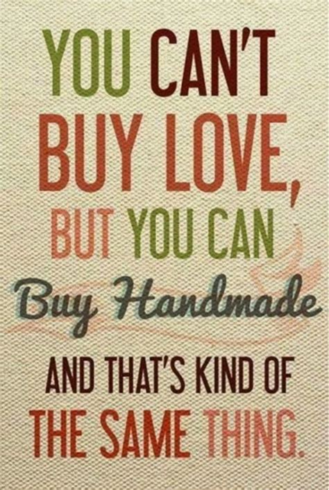 Handmade Gifts To Buy - 10 best craft quotes diy ready