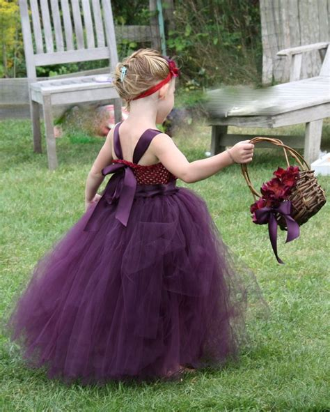 plum colored flower dresses 17 best images about flower dresses on