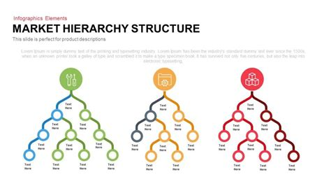 template hierarchy market hierarchy structure powerpoint keynote template