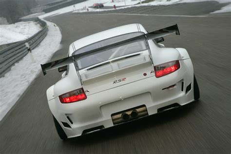 Dr Ing H C F Porsche Aktiengesellschaft by 2009 Porsche 911 Gt3 Rsr Porsche Supercars Net
