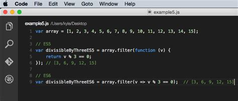 javascript tutorial callback function es6 arrow functions the new fat concise syntax in