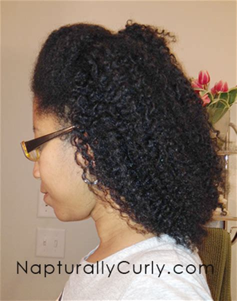Transition To Natural Hair Styles - tips for growing longer healthier black natural hair