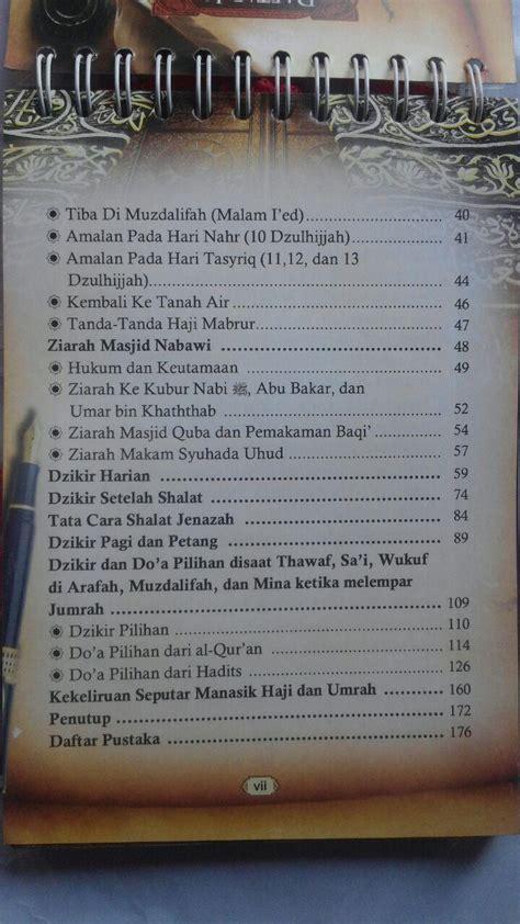 Cerdas Memilih Jodoh Zainal Abidin Bin Syamsuddin buku panduan perjalanan ibadah haji dan umrah spiral