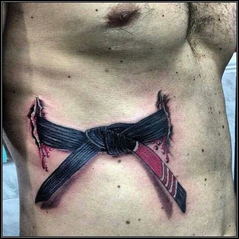 black belt tattoos designs 16 best martial arts tattoos images on combat