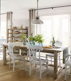 Farmhouse Dining Rooms Farmhouse Dining Room Style Interior Design Ideas
