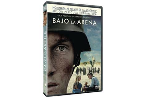bajo la arena de 8483430479 dvd bajo la arena la rese 241 a cinergetica cinergetica
