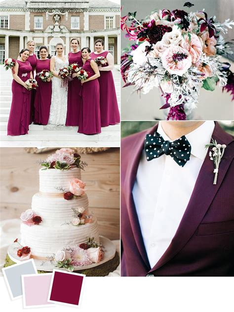 fall colors for weddings 12 fall wedding color combos to