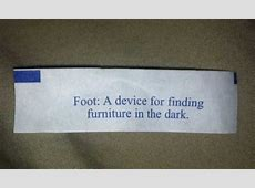 The 20 Funniest Fortune Cookie Sayings Ever (GALLERY ... Funniest Moments In Television