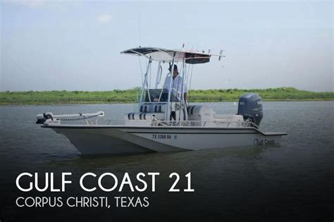 used boats for sale texas gulf coast for sale used 2009 gulf coast 21 in corpus christi texas