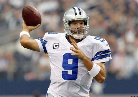 And Tony Romo by Tony Romo Contract Inside Cowboys Qb S New Deal Huffpost