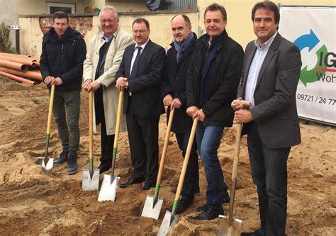bauunternehmen schweinfurt neubau 26 eigentumswohnungen mit tiefgarage in
