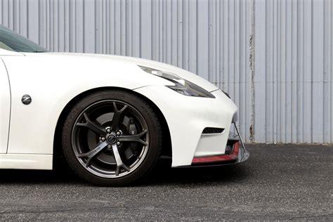nissan 370z nismo front bumper nissan 370z apr performance