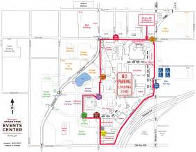 state fair of parking map show parking
