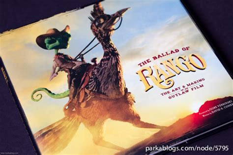 libro the art and making rese 241 a de libro the ballad of rango the art and making of an outlaw film parka blogs