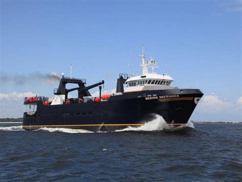 USA: Jensen Maritime – Major Redesign of Fishing Vessel ...